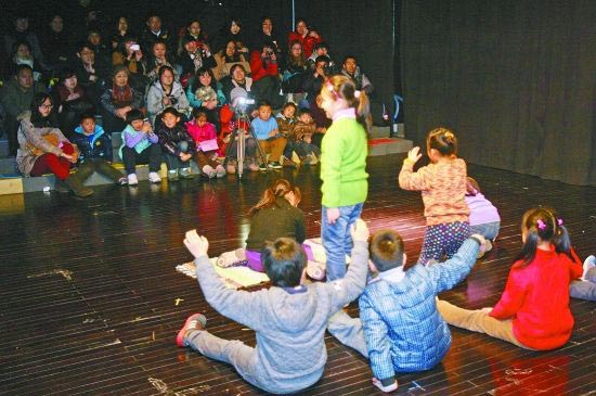 玩库儿童剧小课堂---戏剧空间视觉构成