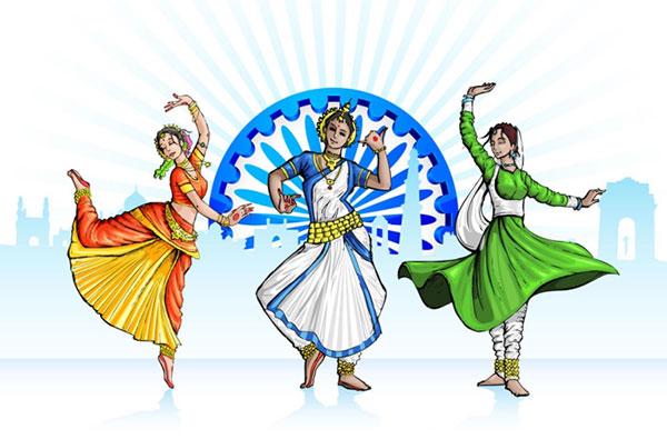印度舞介绍